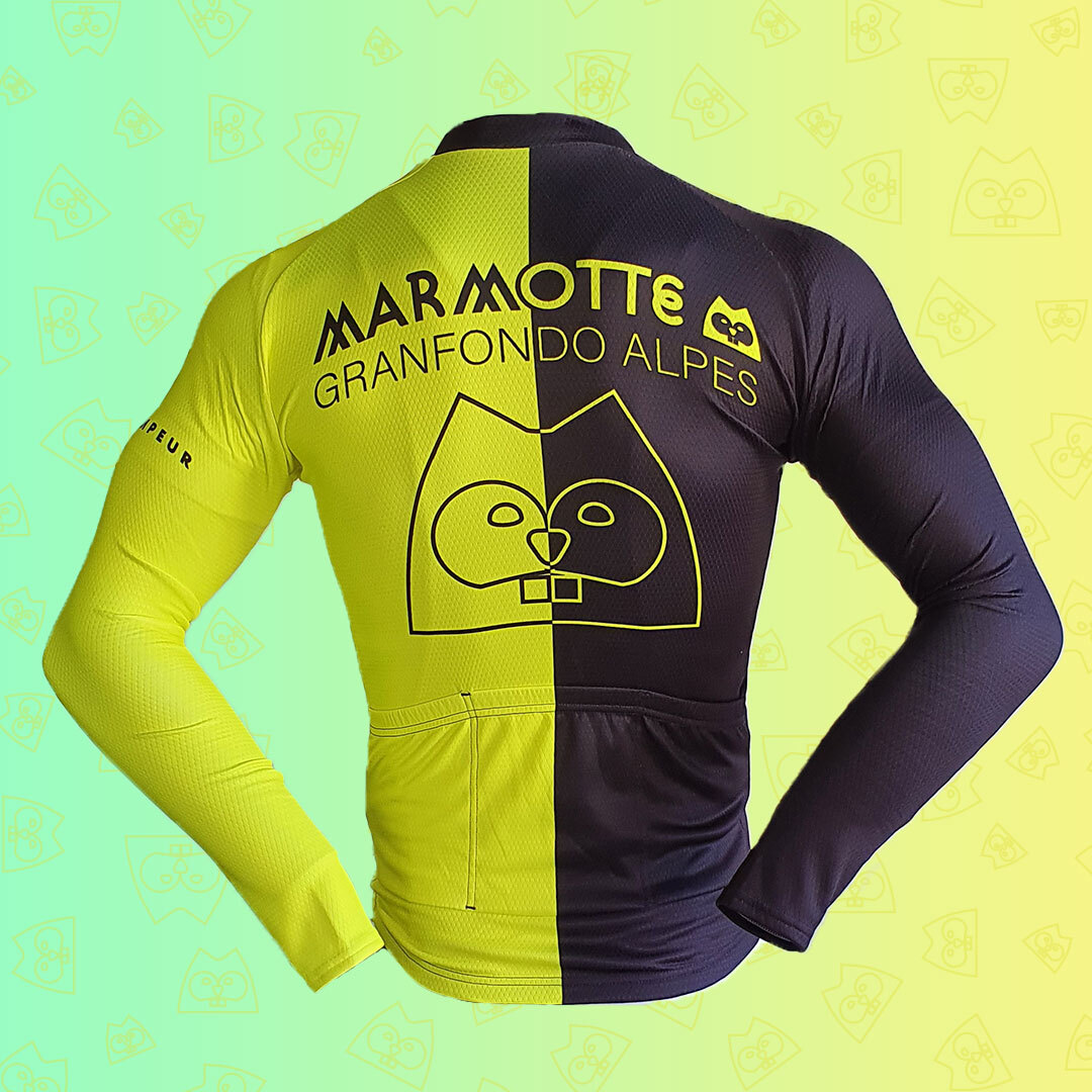 MAILLOT ML FLUO20