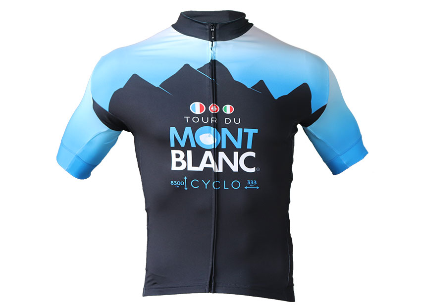 MAILLOT MC TMB 10 YEARS
