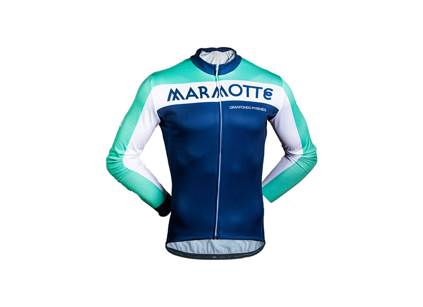 MAILLOT ML VINTAGE